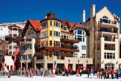 Vail CO | The Arrabelle | Three Bedroom | Platinum