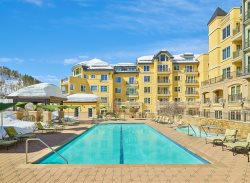 Vail CO | The Ritz-Carlton  | 3 bedroom | Mountain View