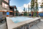 Breckenridge BlueSky Pool & Hot Tub