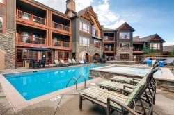 Breckenridge CO | BlueSky #502 | 4 Bedroom