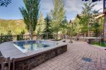 Shared Hot Tubs-Capitol Peak Lodge 2 Bedroom-Gondola Resorts