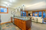 Kitchen-Capitol Peak Lodge 2 Bedroom-Gondola Resorts