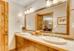 Water House Breckenridge Condominium 5208 Guest Bath