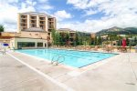 Water House Breckenridge Condominium Pool