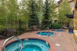 Water House Breckenridge Condominium Hot Tubs