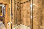 Indoor-Outdoor Pool - The Timbers - Keystone CO