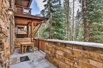 10-person hot tub w/ waterfall at The Timbers - Keystone CO