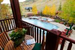 Balcony - Ritz-Carlton Club at Aspen Highlands - 3 Bedroom