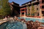 Pool and Hot Tub - Ritz-Carlton Club at Aspen Highlands - 3 Bedroom