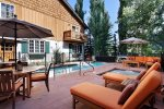 Alpenblick 10 4 Bedroom 3 Bathroom Town House Aspen