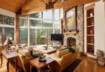 Downtown Aspen luxury 6 bedroom vacation home rental