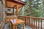 Underground Parking - The Timbers - Keystone CO