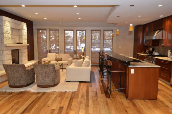 Obermeyer Place downtown Aspen condo