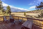 Beautiful Meadow Views   Walk to Town   Sisters OR Vacation Cabin