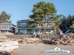 BIG HOUSE LITTLE BEACH at Gearhart Beach: PRIVATE BEACH!