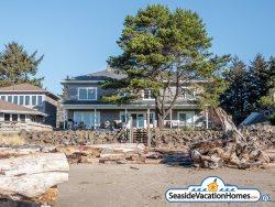 BIG HOUSE LITTLE BEACH at Gearhart Beach: