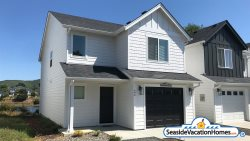 RIVERVIEW COTTAGE in Seaside : River Front House