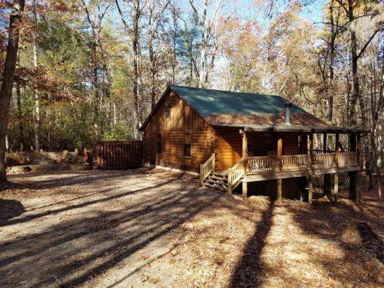 North Georgia Vacation Rental River Cabins Blue Ridge Ellijay