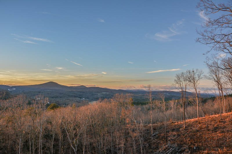 Heavenly Outlook | Located in Blairsville | North GA Cabin