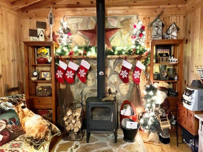 Alone At Last | McCaysville, GA | North GA Cabin Rental