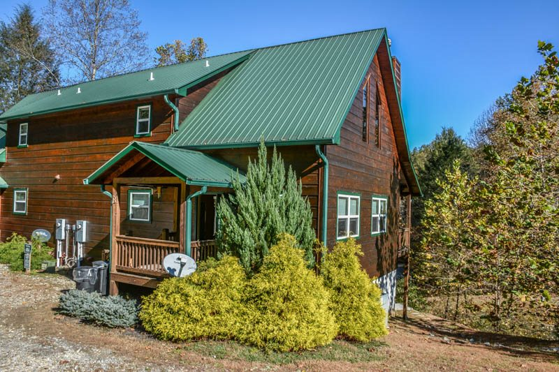 Located 30 Minutes Away From Blue Ridge Ga Rainbow Trout House Is