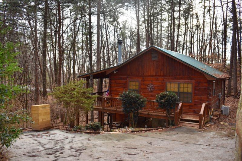 Cheery Dog Cabin | Located in Cherry Log | North GA Cabin Rental