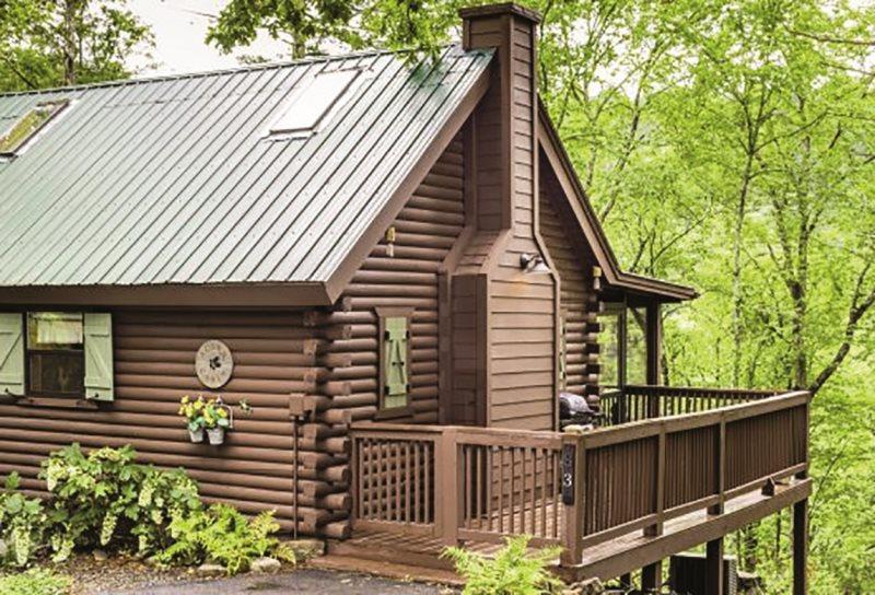 Acorn Bungalow Blue Ridge Ga North Ga Cabin Rental
