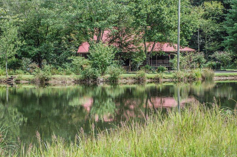 Bear Lake Lodge | Located in Cherry Log | North GA Cabin Rental
