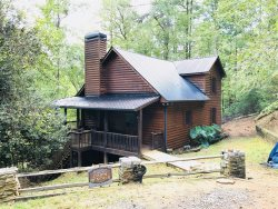ga mountain north treehouse rentals cabins morning georgia ellijay cabin the breeze view