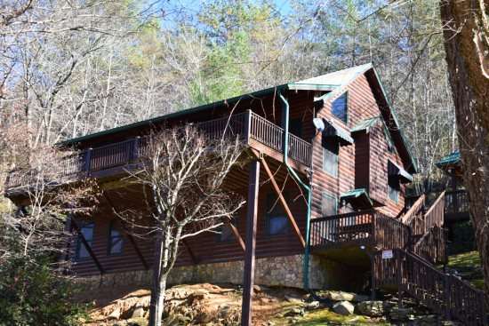 North Georgia Vacation Rental River Cabins Blue Ridge Ellijay
