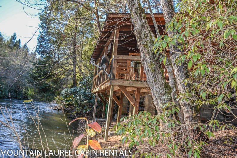 A Tumblin Run | McCaysville, GA | North GA Cabin Rental