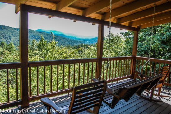Vista Located In Cherry Log North Ga Cabin Rental