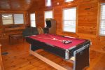 POOL TABLE MAIN LEVEL