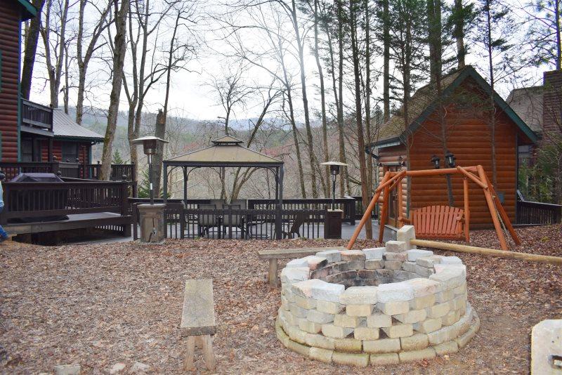 Jordan Lodge | Located in Cherry Log | North GA Cabin Rental