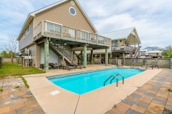 Sea Shore WITH PRIVATE POOL...located just 2 blocks from the beach 4BR/4BA Gulf Shores, AL