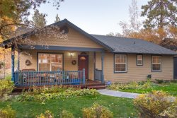Charming Home, Bend's West-side, Detached Garage and Bonus Space