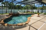 Robin's Nest - 3 /2 vacation home, Heated Pool and Spa, Private yard