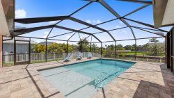 Flamingo - SE Cape Coral 3 bed/2 bath on Freshwater Canal, Electric Heated Saltwater Pool, Pet friendly