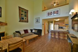 2 BR condo in Eden near Pineview, Powder Mountain & Snowbasin