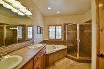 Main Level- Master Bath