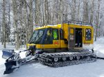 Powder Mountain Snow Cat