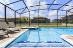 Bask in the Florida sun by your private pool