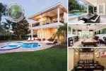 Homestead Manor | 6 Bed Villa with Private Theater, Golf Views & Pool Table