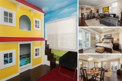 Terrace Escape | Luxury Furnishings Throughout and Fun Kids Bedroom