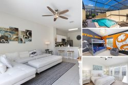 Magic- South Facing Pool Townhomes with a Kids Bedroom