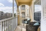Sit out on your private screened in balcony and enjoy the warm Florida breezes