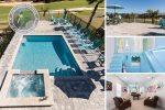 Designed for Fun | Splash Pad, Extended Deck, Firepit, Purpose Built Bunkbeds, Games Room, Arcades, Luxury 5 Bed Reunion Villa