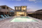 Your family will love splashing in your own private pool as you soak up the hot Florida rays