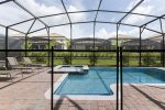 The home has a pool fence for your peace of mind