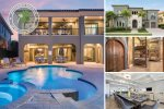 Signature Estate | Luxury 7 Bed Signature Estate Vacation Home with 5 Suites, Kids Bedrooms, 2 Game & Arcade Room, Home Theater, Private Pool & Spa